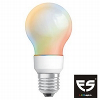 LED DECO Color Changing E27