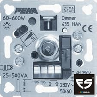 Dimmer Peha geschikt voor ledlampen 220 V Dim